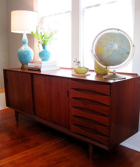 Why Mid Century Furniture are Made with Teak and How to Take Care of