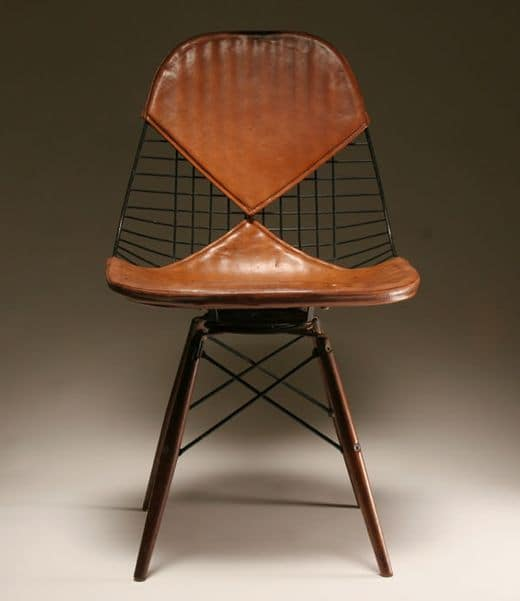 charles and ray eames the wire chair. Black Bedroom Furniture Sets. Home Design Ideas