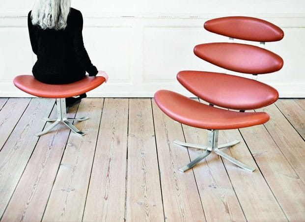 18 iconic mid century modern for Iconic mid century modern furniture