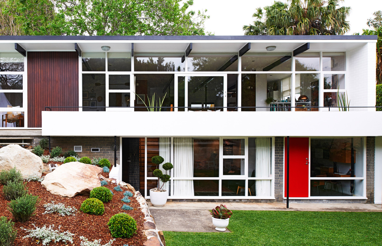 australian homes  welcome to tim ross u0026 39  house in sydney