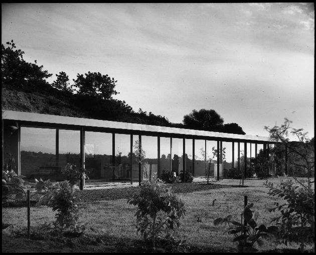 Case Study House 1950 Los Angeles California - raphael soriano