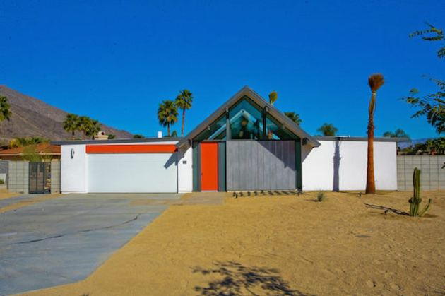 New Eichler Palm springs