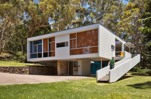 mid century modern architecture - harry seidler - rose house