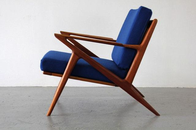 5 mid century modern chairs that will leave you speachless for Z chair mid century