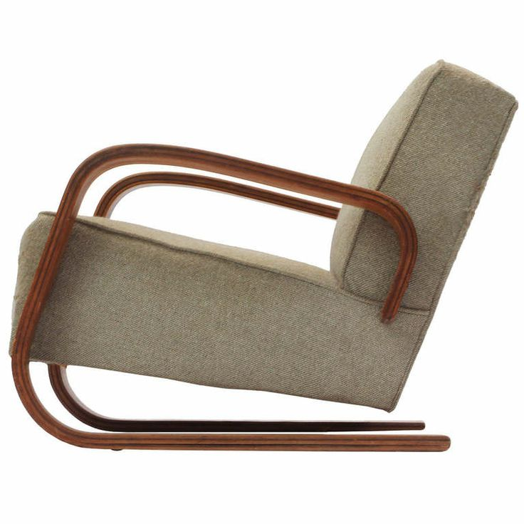 Armchair 400 � Tank� Lounge Chairs From Artek: The Alvar Aalto 400 Tank Armchair