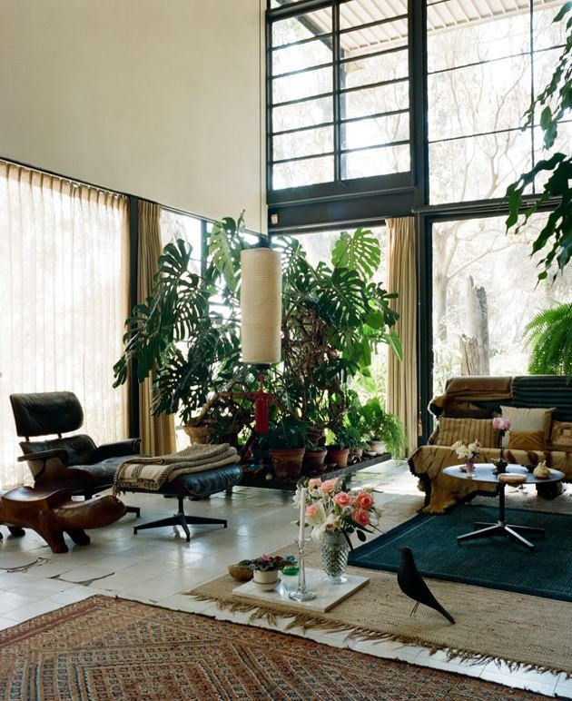 Living Room Cases: 5 Mid-Century Living Rooms That Made History