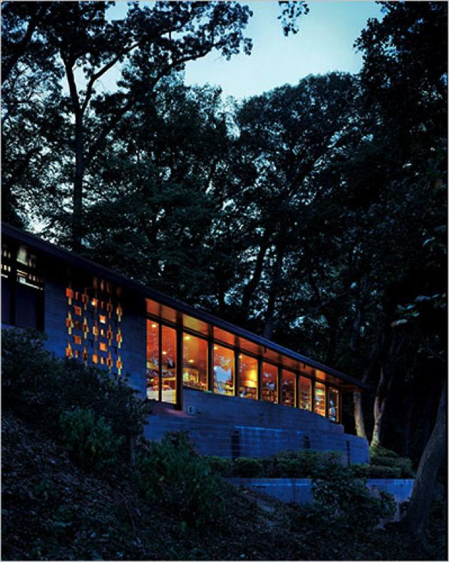 marden house - frank lloyd wright