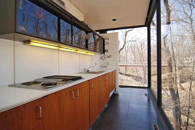 Ferris Bueller's Day Off - ben rose house - James Speyer - 1953 - kitchen