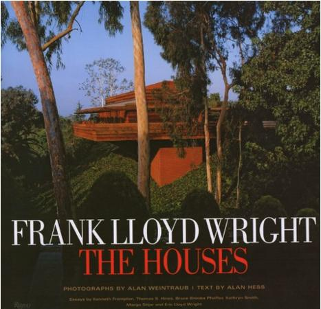 frank lloyd wright houses book cover