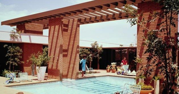 Mid Century Modern Pergola : Mid Century Home All about mid century modern design and modernist ...