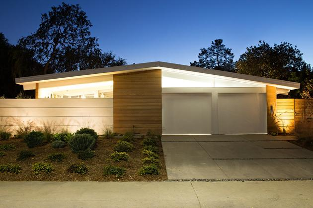 A remodeled eichler in palo alto by klopf architecture Century home builders