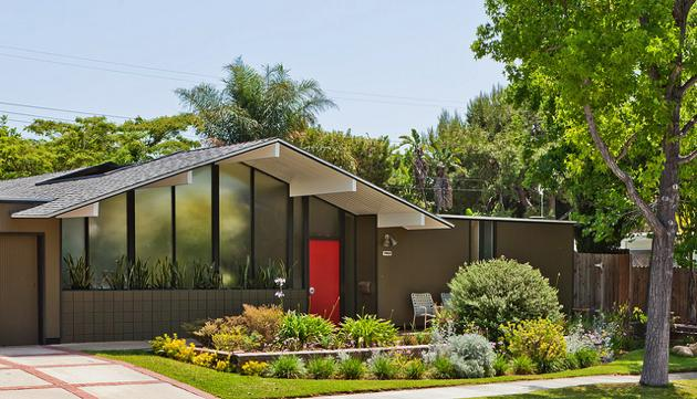The tradition of eichler neighbourhoods for Eichler paint colors