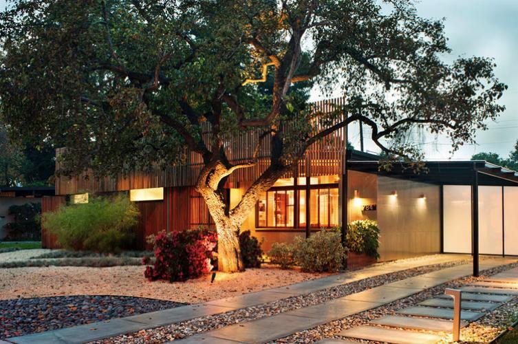 Bellomo architects - Alester Addition Eichler in Palo Alto