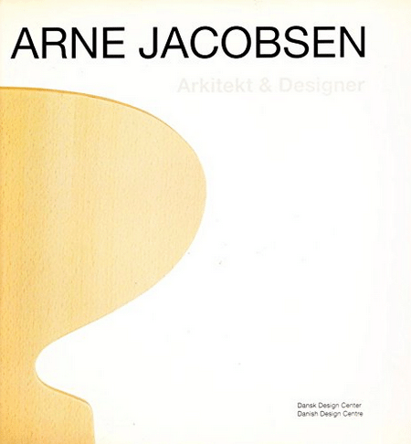 arne jacobsen - book cover