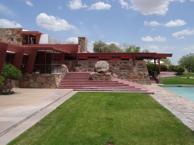 frank lloyd wright - taliesin west