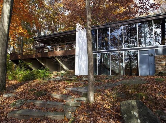 richard neutra - pitcairn house - 1962