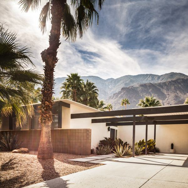 Palmer and Krisel - Las Palmas neighborhood Palm Springs - darren bradley - 1958