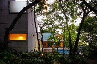 casa TLALOC - TAL architects