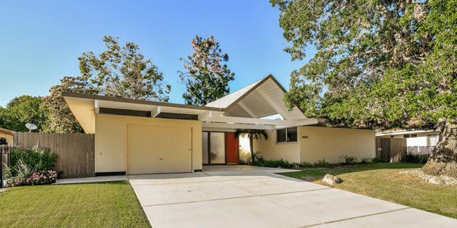 For This Eichler In Granada Hills, Time Stands Still