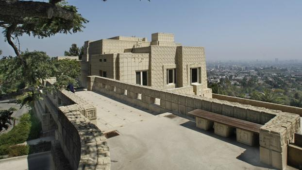 Frank Lloyd Wright Homes The Charles Ennis House as well Prairie House By Yunakov Architecture additionally Baylor University Interior Design together with Stained Glass Windows additionally House Models And Three Dimensions. on modern window house design