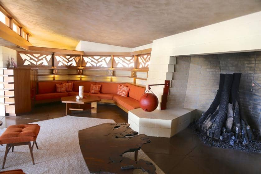 frank lloyd wright - fawcett house