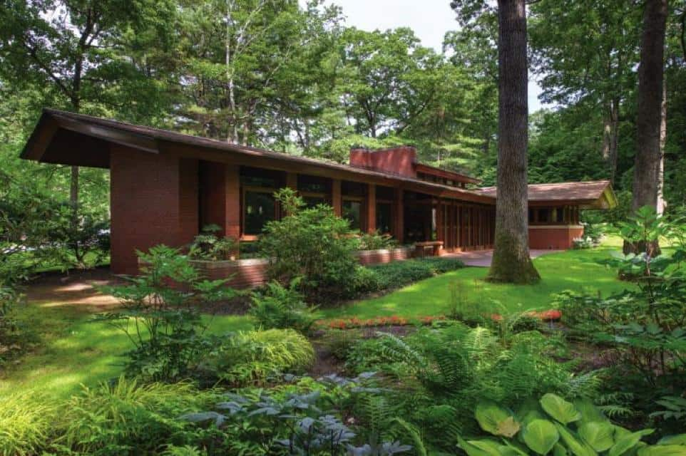 frank lloyd wright - zimmerman house