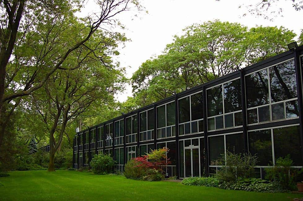 The Ludwig Mies Van Der Rohe Architecture Legacy In