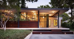Mohle House by Baldridge Architects