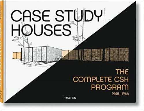 Case Study Houses Program_Book Cover