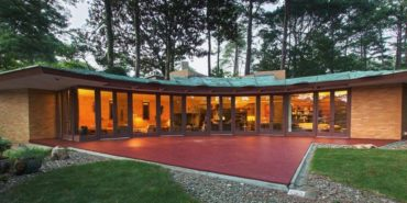 Frank Lloyd Wright's Cooke House _660x330