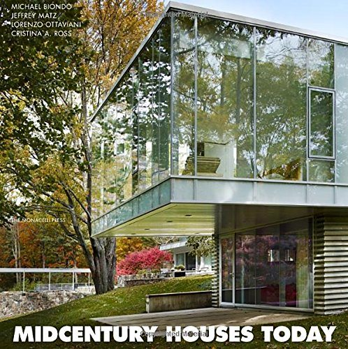 Mid Century Houses Today_Book Cover