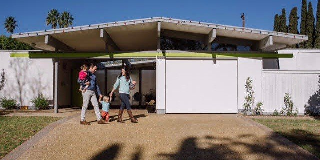 Eichler Home, a Dream Come True for Amanda - Mid Century Home