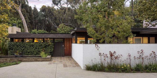Case Study House - Bailey House Richard Neutra