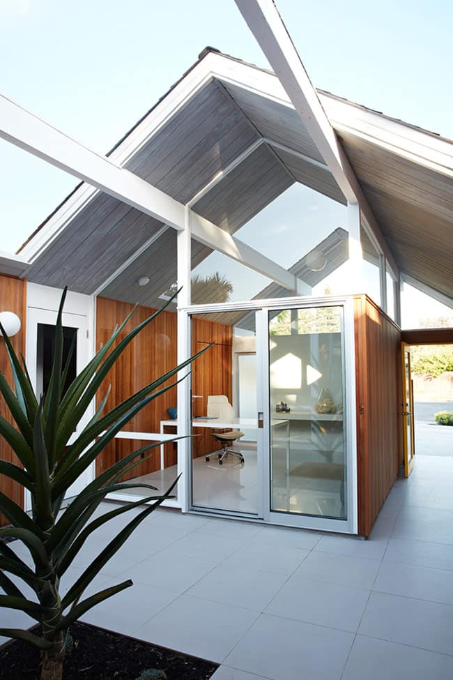 Eichler renovation klopf architects mountain view