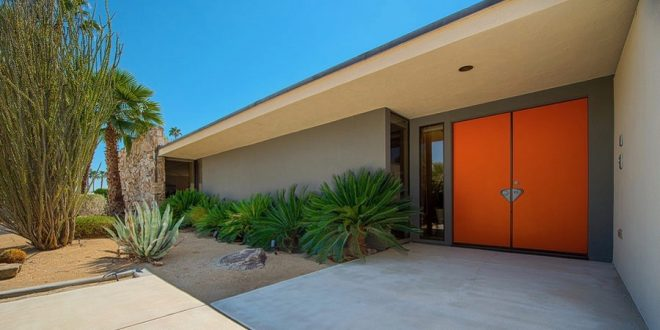 mid century house in rancho mirage e. stewart williams