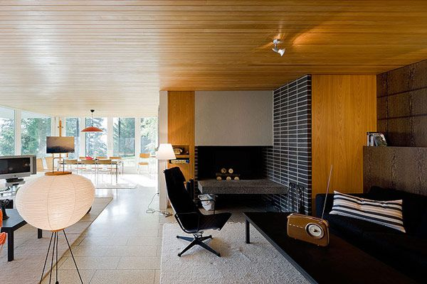 Rentsch House by Richard Neutra
