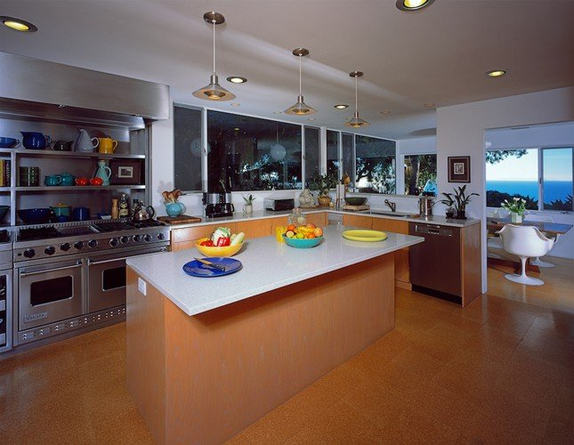 Richard Neutra Freedman Residence Kitchen Daylight