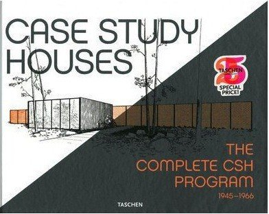 case study houses program - tschen book cover