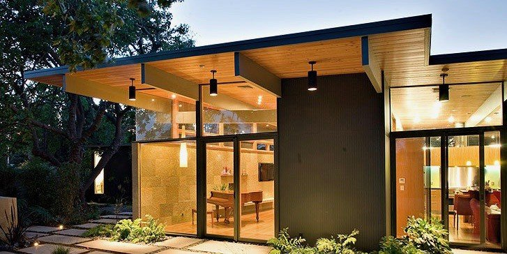 A Recent Update Makes this Eichler House Even Better