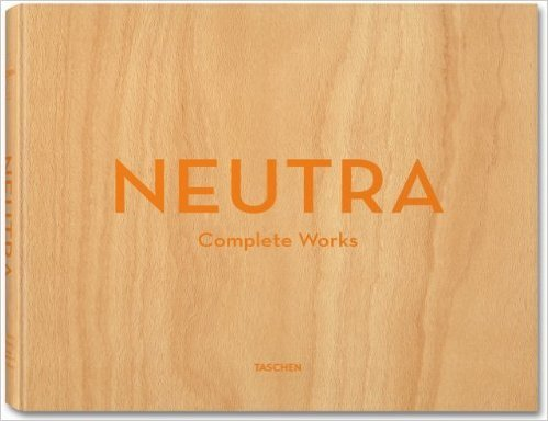 neutra complete works book cover
