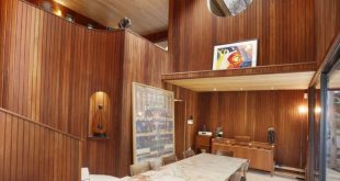 Modernism by Alfred Browning Parker dining area