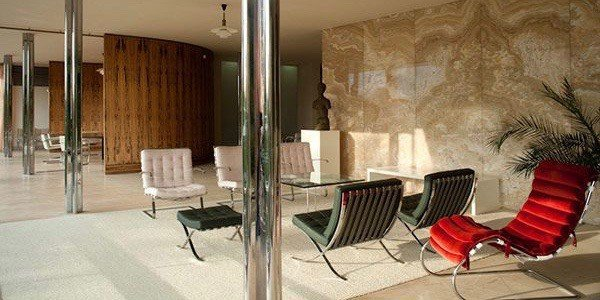 Villa Tugendhat Is All About The Elegance Of Mies Van Der