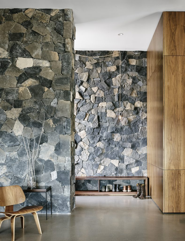 Franklin Mountain house - Hazelbaker Rush_interior