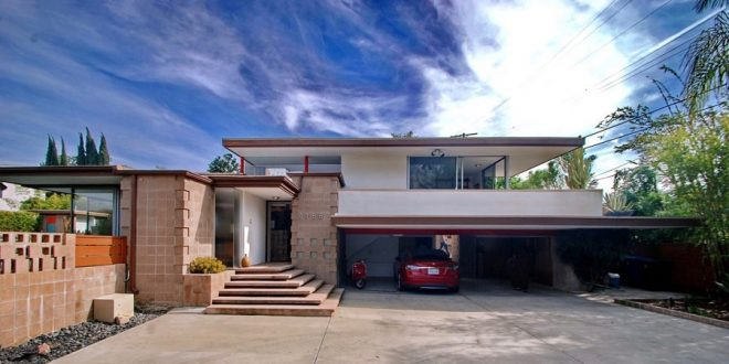 mid century house max bubeck residence