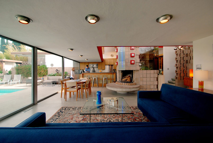 Max Bubeck Residence Living room