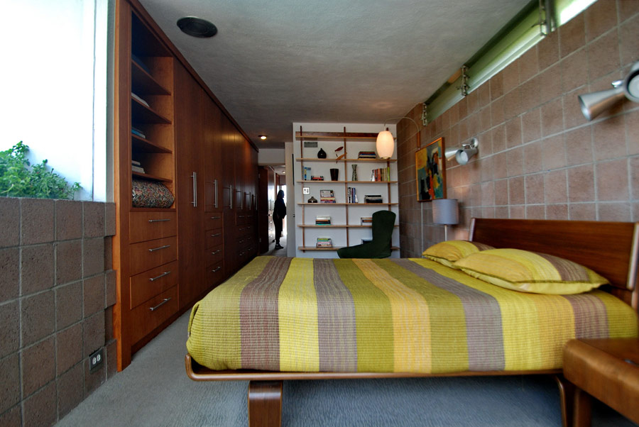 Max Bubeck Residence Bedroom