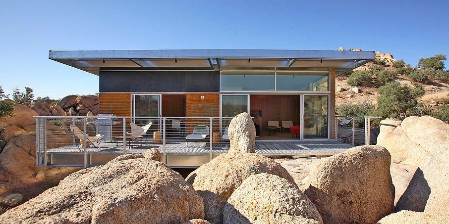 Modern-house-Joshua-Tree-National-Park