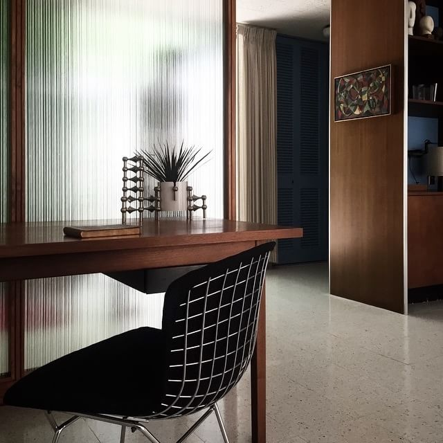 The Frost House - Paul McCobb - interiors