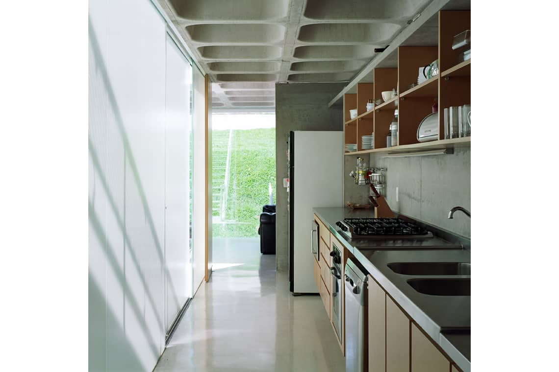 modernist house in portugal - Casa em Aldeia da Serra - kitchen