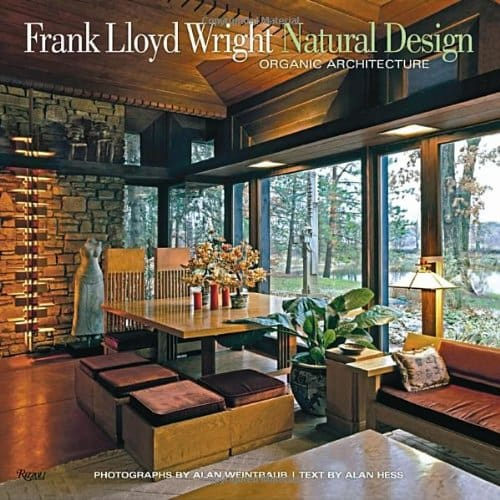Frank Lloyd Wright Natural Design - book cover